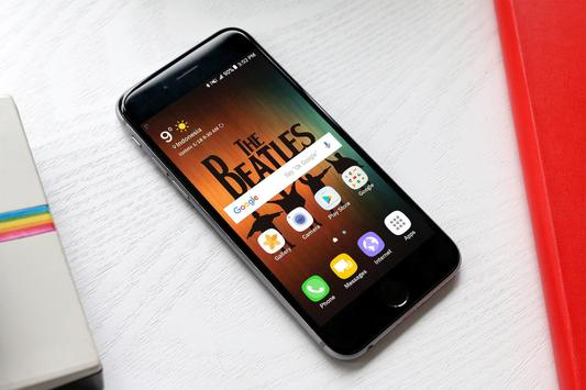 The Beatles Wallpaper HD for Mobile screenshot 4