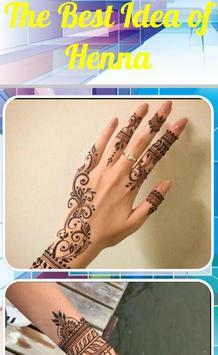 The Best Idea of Henna Mehndi poster