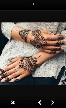 The Best Idea of Henna Mehndi screenshot 2