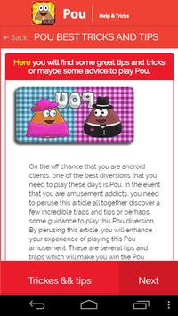 Full Pou 2 Guide apk screenshot