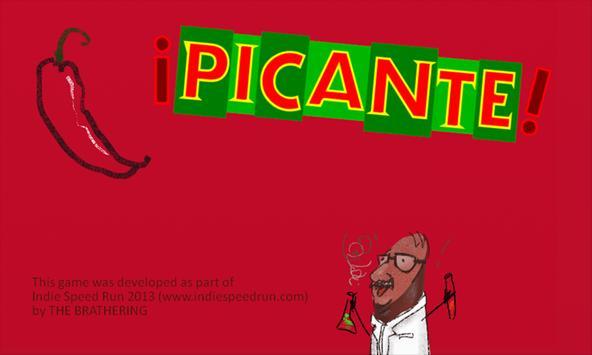 Picante poster