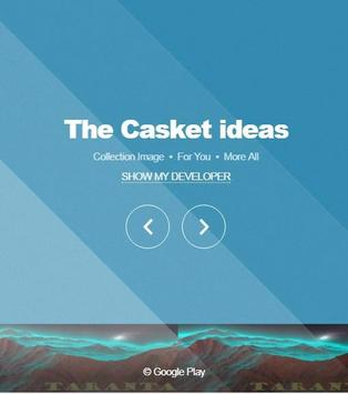 The Casket ideas poster