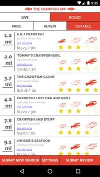 The Crawfish App poster