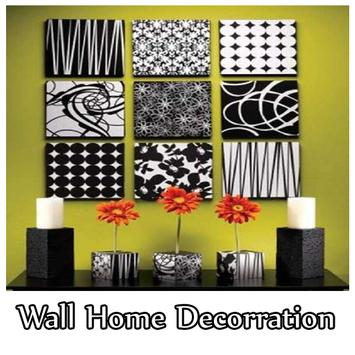 The Design Of Wall Home Decorration poster