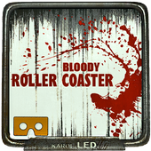 Bloody Roller Coaster VR icon