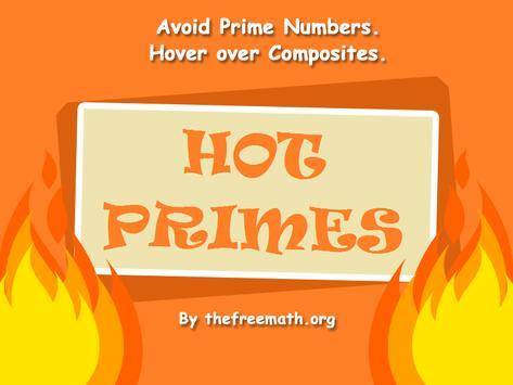 Hot Primes screenshot 1