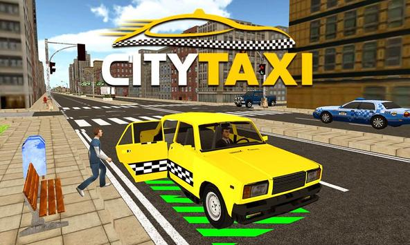 City Taxi: Game apk screenshot
