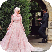 The Hijab Wedding Dress Design icon