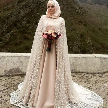 The Hijab Wedding Dress Design apk screenshot