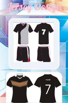 The Idea of Jersey Design apk screenshot