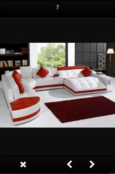 The Idea of Sofa Design apk screenshot