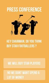 Football Chairman 2016 apk screenshot