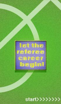 Referee Simulator poster