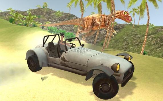 VR Time Machine Dinosaur Park (+ Cardboard) screenshot 1