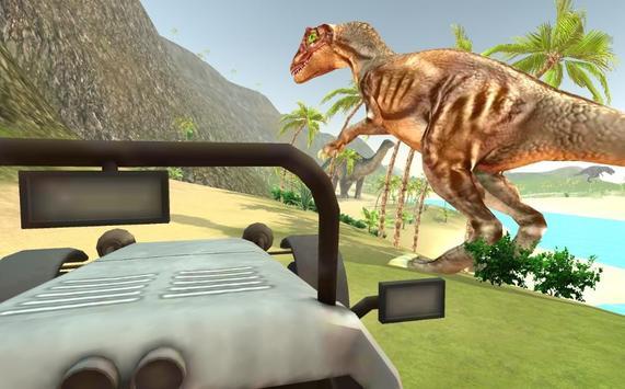 VR Time Machine Dinosaur Park (+ Cardboard) screenshot 5