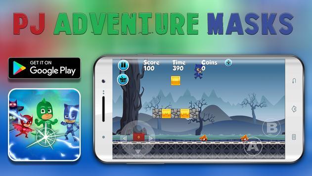 PJ Blue Masks Adventure screenshot 2