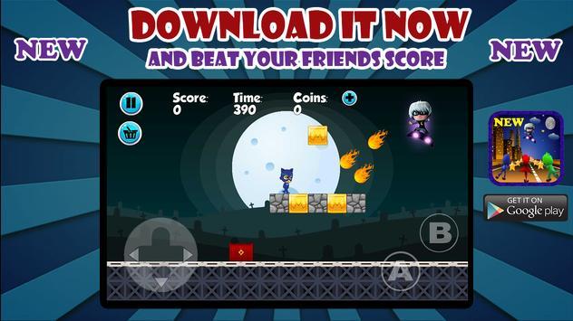 PJ Blue Masks Adventure 2 screenshot 8