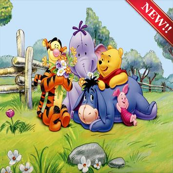 The pooh wallpaper hd for android apk download the pooh wallpaper hd poster voltagebd Image collections