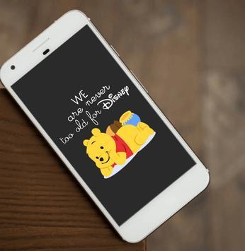 The Pooh Wallpaper screenshot 1