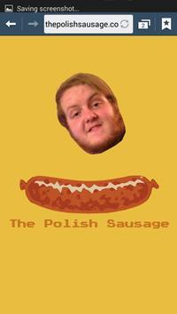 The Polish Sausage apk screenshot