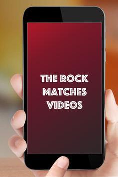The Rock Matches apk screenshot