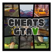 Cheats for GTA 5 - Codes 2017 icon