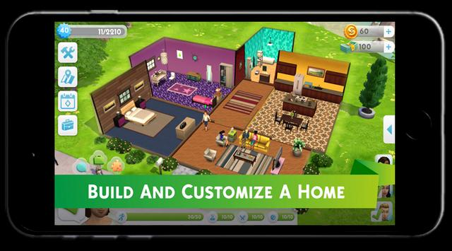 Best Guide The Sims Mobile screenshot 5