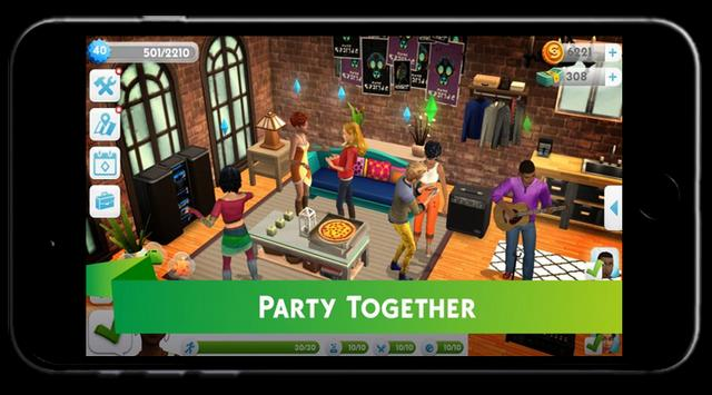 Best Guide The Sims Mobile screenshot 1