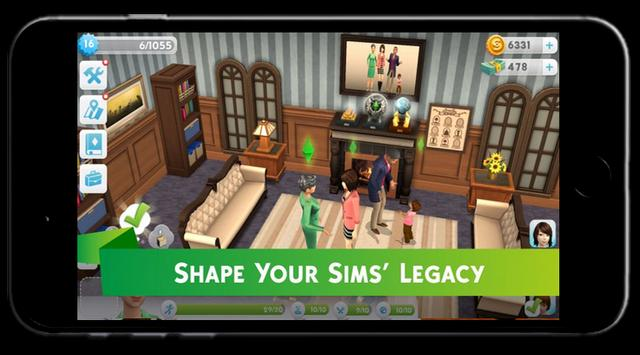 Best Guide The Sims Mobile screenshot 2