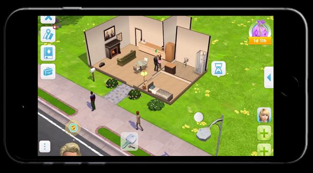 Best Guide The Sims Mobile screenshot 3