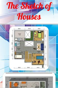 The Sketch of Houses poster