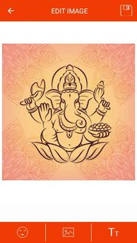 Ganesh chaturthi greeting card apk download free entertainment app ganesh chaturthi greeting card apk screenshot m4hsunfo