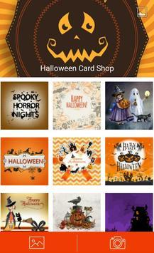 Halloween Greeting Cards Maker screenshot 9
