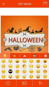 Halloween Greeting Cards Maker screenshot 19