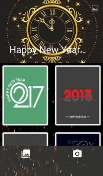 Happy New Year Greetings Card screenshot 1