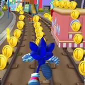 The Sonic Subway Super Adventure icon