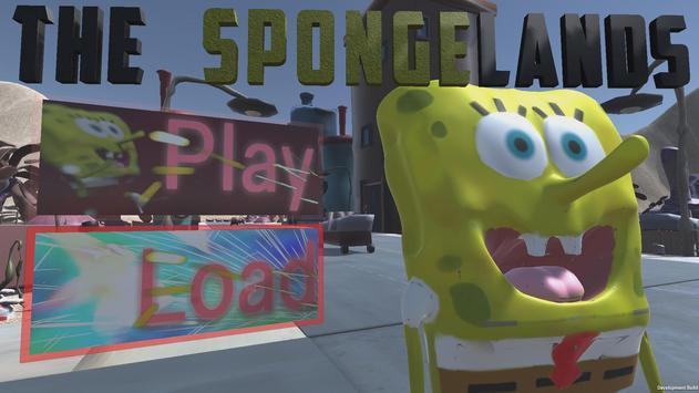 The Sponge Lands poster