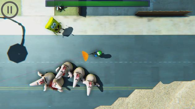 The Sponge Lands screenshot 2