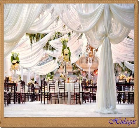 Wedding Hall Decoration Ideas poster