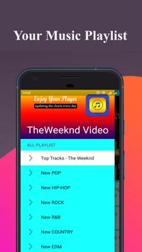 The Weeknd Songs and Videos poster