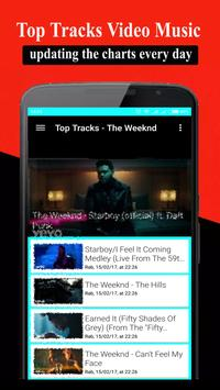The Weeknd Songs and Videos screenshot 1