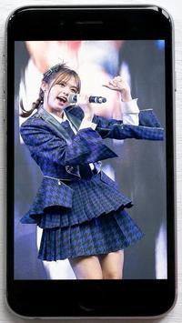 Wallpaper Mobile BNK48 KPOP screenshot 1