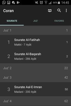 The Holy Quran apk screenshot