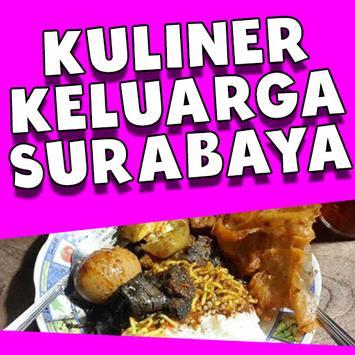 Kuliner Keluarga Surabaya poster