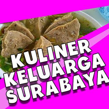 Kuliner Keluarga Surabaya apk screenshot