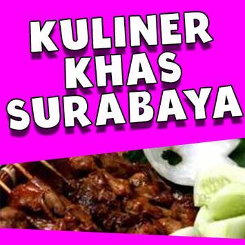 Kuliner Khas Surabaya poster