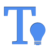 Thinker: the ideas network icon