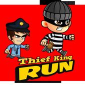 Thief King Run icon