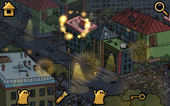 Mysterious town apk screenshot