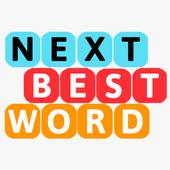 Next Best Word icon